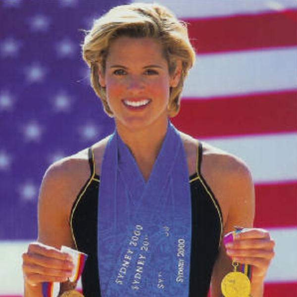Dara Torres Olympic Metalist